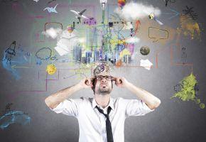 Humans Think When Habit Won't Do
