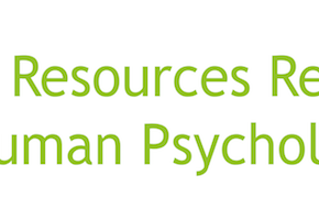 Human Resources Respond to Human Psychology