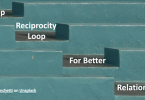 The 4-Step Reciprocity Loop for Better Relationships